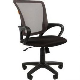 Офисное кресло Chairman 969 TW-04 серый