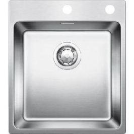 Кухонная мойка Blanco Andano 400-IF-A 40х40х19 (522993/519555)