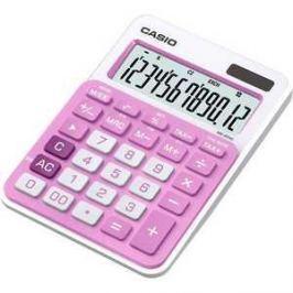 Калькулятор Casio MS-20NC-PK-S-EC розовый