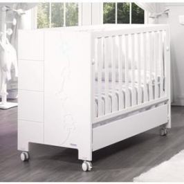 Кровать Micuna Juliette Relax (Микуна Джулиет релакс) 120*60 white