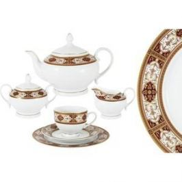Чайный сервиз 23 предмета на 6 персон Bavaria Линдау (B-70043R/23)