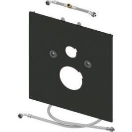 Нижняя панель для унитазов-биде TECE TECElux (9650107) стекло чёрное