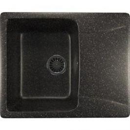 Кухонная мойка Mixline ML-GM26 47х58 черный 308 (4630030636434)