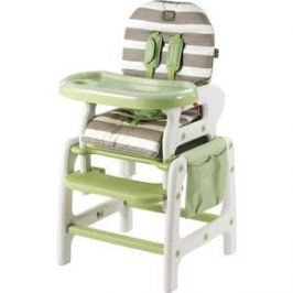 Стульчик для кормления Happy Baby OLIVER Green (4690624016745)