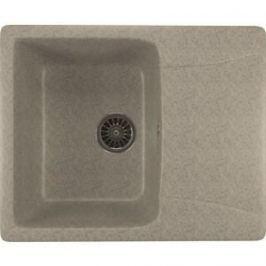 Кухонная мойка Mixline ML-GM26 47х58 серый 310 (4630030636403)