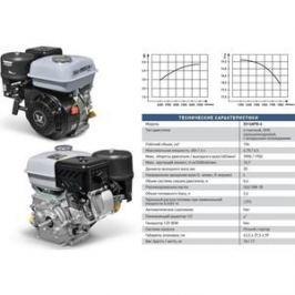 Двигатель бензиновый ZONGSHEN ZS168FB-6