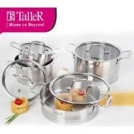 Набор посуды 8 предметов Taller Маргейт (TR-7130)