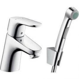 Смеситель для раковины Hansgrohe Focus 2 с гигиеническим душем (31926000)