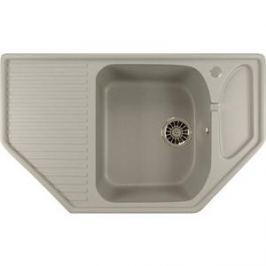 Кухонная мойка Mixline ML-GM24 49х78 графит 342 (4620031445845)