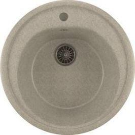 Кухонная мойка Mixline ML-GM11 50х50 серый 310 (4630030632801)