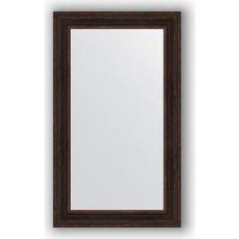 Зеркало в багетной раме поворотное Evoform Definite 72x122 см, темный прованс 99 мм (BY 3222)