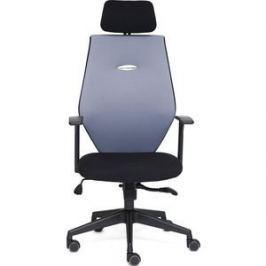 Кресло TetChair RINUS-6 черный/серый OH205/OH217