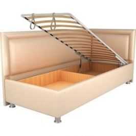 Кровать OrthoSleep Барби бисквит механизм и ящик 90х200 правый угол