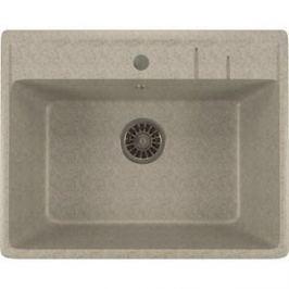 Кухонная мойка Mixline ML-GM15 49х55х20 серый 310 (4630030633761)