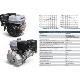 Двигатель бензиновый ZONGSHEN ZS168FB-4