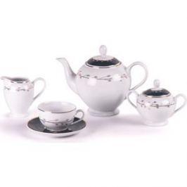 Сервиз чайный 15 предметов La Rose des Sables Isis Toison D'or (539510 1699)