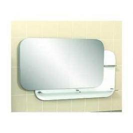 Зеркало Меркана Адажио 100 см белое светодиод.подсветка (25355) (25355)