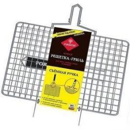Решетка-гриль Forester со съёмной ручкой 22х35см