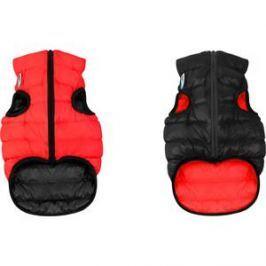 Курточка CoLLaR AiryVest двухсторонняя красно-черная размер XS 25 для собак (1569)