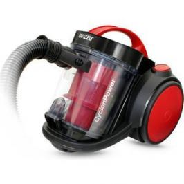 Пылесос Ginzzu VS435 черн/красный