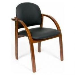 Офисное кресло Chairman 659 Terra черный матовый/тем.орех