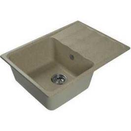 Мойка кухонная HARTE H-5068-302 680х490 мм песочный