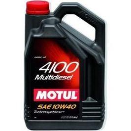 Моторное масло MOTUL 4100 Multi Diesel 10W-40 5 л