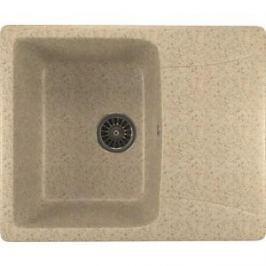 Кухонная мойка Mixline ML-GM26 47х58 светло-розовый 311 (4630030636496)