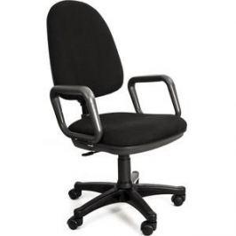 Кресло Recardo Partner чёрный, ткань