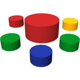 Игровой набор Romana ДМФ-МК-06.92.00(6 элементов)