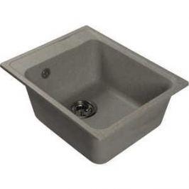 Мойка кухонная HARTE H-4041-310 410х510 мм серый