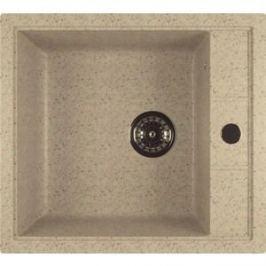 Кухонная мойка Mixline ML-GM28 44,5х50 светло-розовый 311 (4620031446651)