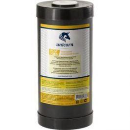 Картридж Unicorn FCST 10ВВ для умягчения воды с ионнообменой смолой для удаления солей жесткости
