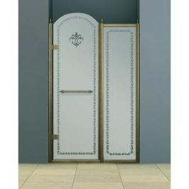 Душевая дверь Cezares RETRO-B-11-120-PP-G-L