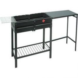 Термо-мангал Forester с откидным столом-крышкой 80х35х80 см (BQ-905)