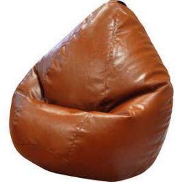 Кресло-мешок Груша Пазитифчик Бмэ2 коричневый