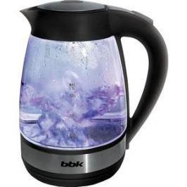 Чайник электрический BBK EK1721G черный