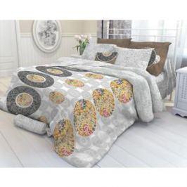 Комплект постельного белья Verossa Евро, перкаль, Vizantia, 2 наволочки 50x70, 2 наволочки 70x70 (718689)
