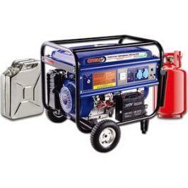 Генератор бензиново-газовый СПЕЦ HG-6500