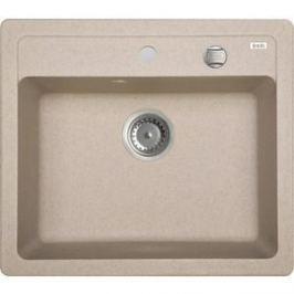 Кухонная мойка IDDIS Vane G 500x570 песок (V03P571i87)