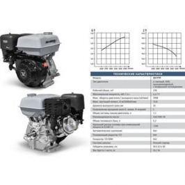 Двигатель бензиновый ZONGSHEN ZS177F