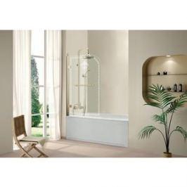 Шторка на ванну Cezares RETRO-V-1-80/145-PP-G-R