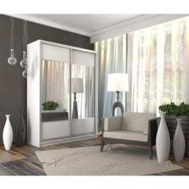 Премьер Бостон 1600 Белый Зеркало+Зеркало