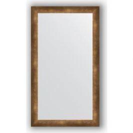 Зеркало в багетной раме поворотное Evoform Definite 66x116 см, состаренная бронза 66 мм (BY 1090)