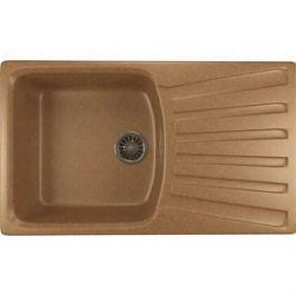 Кухонная мойка Mixline ML-GM20 48х83 терракотовый 307 (4630030635086)