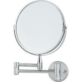 Зеркало косметическое Swensa 20 см, настенное, хром (L08-8)