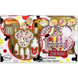 Markwins Minnie Большой Игровой набор детской декоративной косметики для ногтей