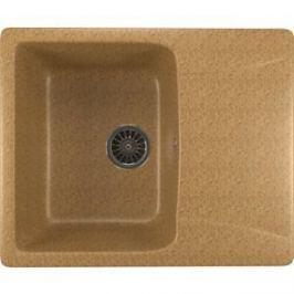 Кухонная мойка Mixline ML-GM26 47х58 песочный 302 (4630030636373)