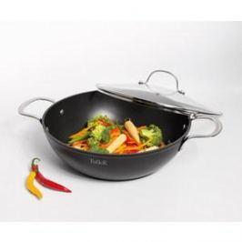 Сковорода wok d 30 см с крышкой Taller (TR-4199)