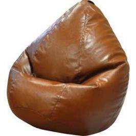 Кресло-мешок Груша Пазитифчик Бмэ1 коричневый